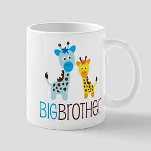 Giraffe Big Brother Mug