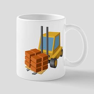 Forklift Mug