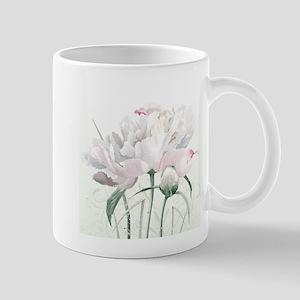 Beautiful Peony Mug