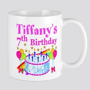 HAPPY 7TH Mug