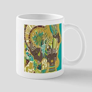 African Woman Mug