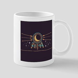 Dreamcatcher Moon Mug