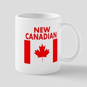 New Canadian Mugs