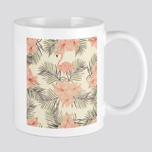 Vintage Flamingo Mug