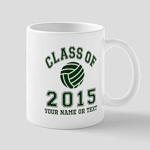 Class Of 2015 Volleyball Mugs