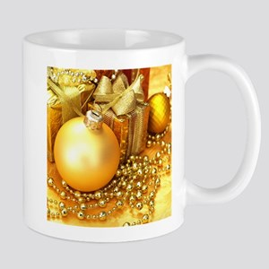 Christmas Ornament Mugs