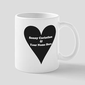 Sonny Corinthos and Your Name Mug