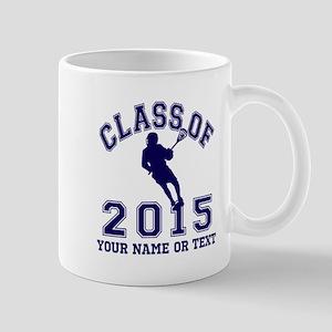 Class of 2015 Lacrosse Mug