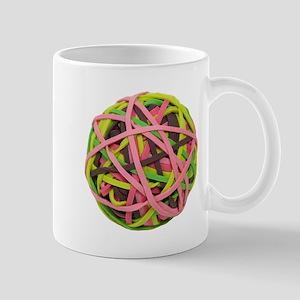 Rubberband Ball Mug