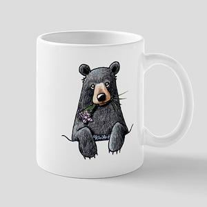 Pocket Black Bear Mug