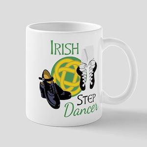 IRISH STEP Dancer Mugs