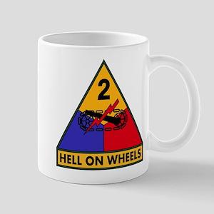 2nd AD Mug