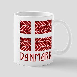 Chevron Danmark Mugs