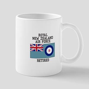 Royal New Zealand Air Force Retired Mugs