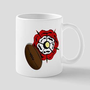 England Rose Rugby Mug