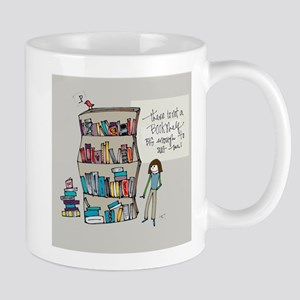 The Book Lover Mugs