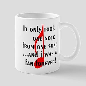 One Note Mug