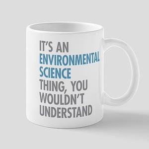 Environmental Science Thing Mugs
