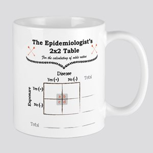 Epidemiologist Odds Ratio Mug Mugs