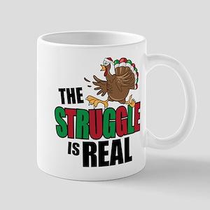 Christmas Turkey Mug