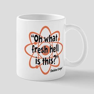 Fresh Hell Mug