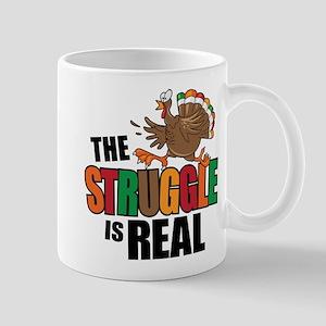 Turkey Struggle Mug