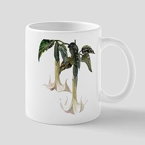 Angels Trumpets Flower Mug