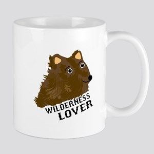 Wilderness Lover Mugs