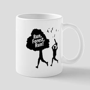 Run Forest Run | Mug