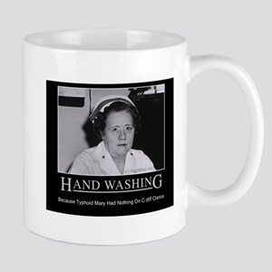 Infection Control Humor 02 Mug