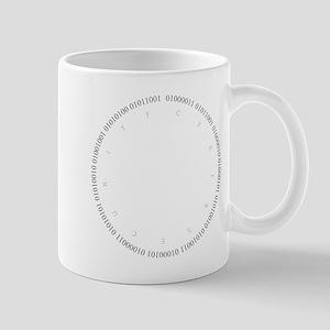 Cyber Security Gray Mug