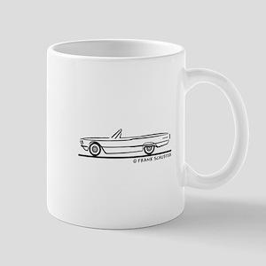 1966 Ford Thunderbird Convertible Mug