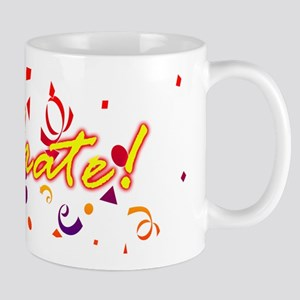 Celebrate Confetti Mugs