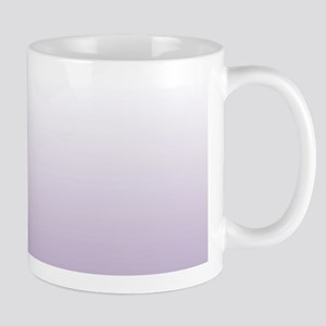 modern purple ombre Mugs