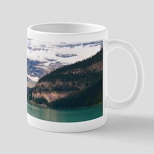 mountain landscape lake louise Mugs