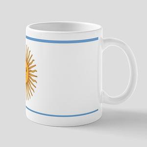 Argentinian pride argentina flag Mugs