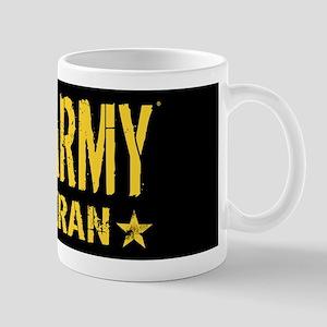 U.S. Army: Veteran (Gold Stars) Mug