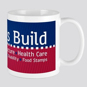 Patriots Build Mugs