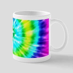 Rainbow Tie Dye Mug