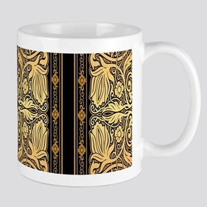 Baroque Stripe XI Mugs