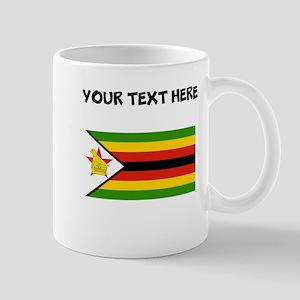 Custom Zimbabwe Flag Mugs