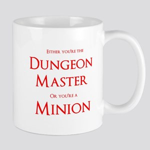 Dungeon Master or Minion Mug