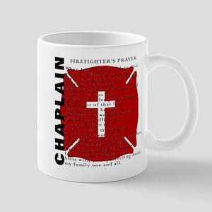 Firefighter Chaplain Mugs