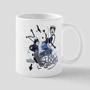 GOTG Baby I am Groot Grunge Mug