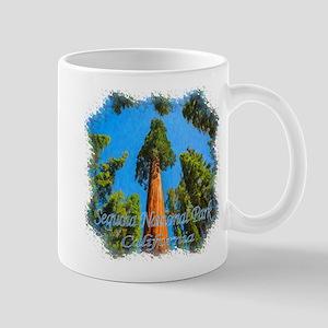 Sequoia National Park Mug Mugs