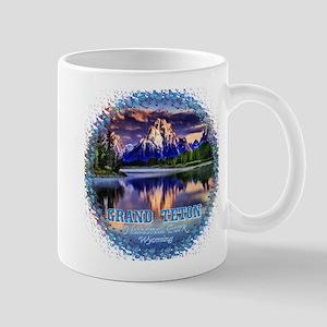 Grand Teton National Park Mug Mugs