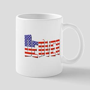 Patriotic Denver Mugs