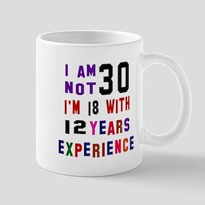 30 Birthday Designs Mug