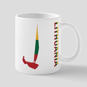 Sailing Lithuania Mug