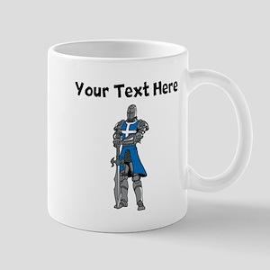 Medieval Knight Mugs